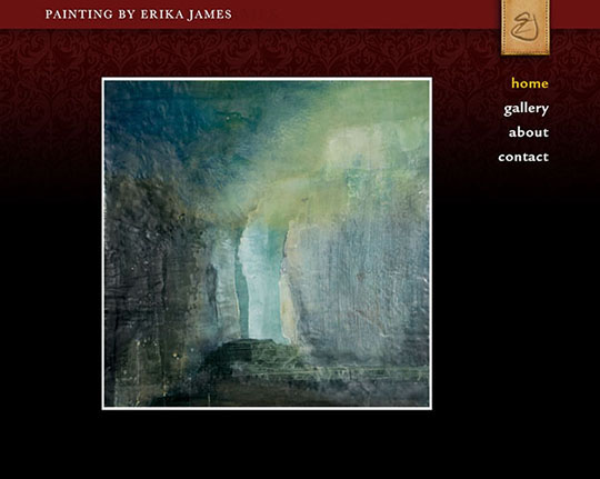 Erika James | Portfolio Website
